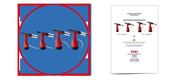 Blind rivet tools User manual