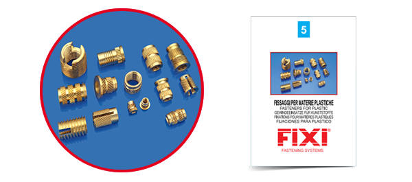 Fasteners for plastic