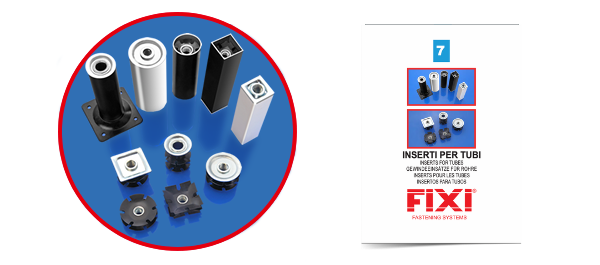 Inserts for tubes