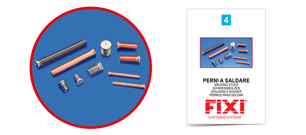 iron weldin studs, copper welding studs, aluminium and brass welding studs