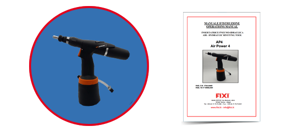 Threaded inserts tools User manual