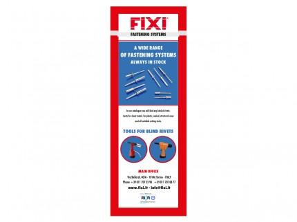 FIXI blind rivets