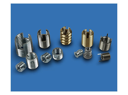 New self-tapping and special threaded inserts catalogue